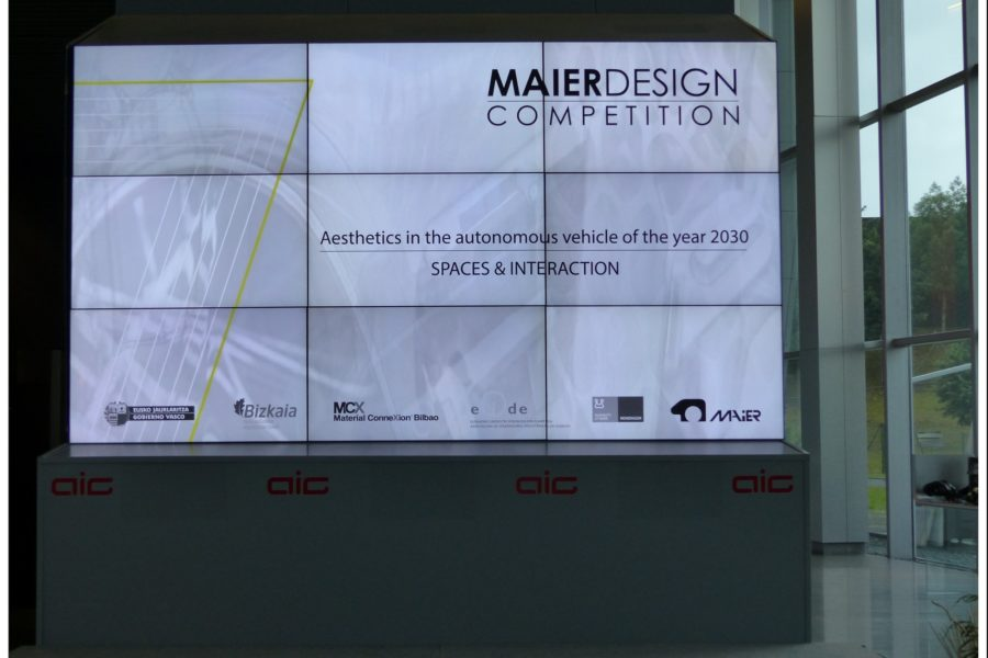 2017 – 7th Maier Design Competition